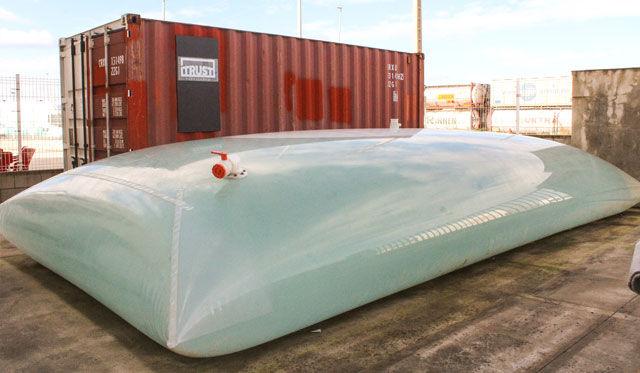 Stacionary Storage Tank